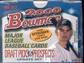 2000 Bowman Draft Picks And Prospects Baseball Factory Set (Box)