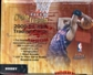 2000/01 Fleer Triple Crown Basketball Hobby Box