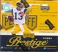 2000 Playoff Prestige Football Hobby Box