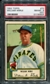 1952 Topps Baseball #73 William Werle PSA 8 (NM-MT) (OC) *5924