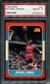 1986/87 Fleer Basketball #57 Michael Jordan Rookie PSA 8 (NM-MT) *2315