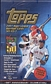 2001 Topps Series 1 Baseball Hobby Box
