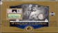 2001 Upper Deck SP Legendary Cuts Baseball Hobby Box