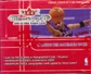 2001/02 Fleer Maximum Basketball Hobby Box