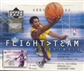 2001/02 Upper Deck Flight Team Basketball Hobby Box