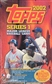 2002 Topps Series 1 Baseball 36 Pack Box