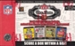 2002 Fleer Box Score Football Hobby Box