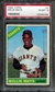 1966 Topps Baseball #1 Willie Mays PSA 6 (EX-MT) *0789