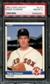 1984 Fleer Update Baseball #U-27 Roger Clemens Rookie PSA 8 (NM-MT) *8391