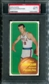 1970/71 Topps Basketball #140 Billy Cunningham PSA 7 (NM) *3982
