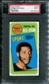 1970/71 Topps Basketball #109 Connie Hawkins All Star PSA 7 (NM) *5370