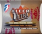 2003 Fleer Ultra WNBA Basketball Hobby Box