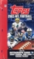 2003 Topps Football Hobby Box
