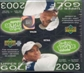 2003 Upper Deck Golf 24 Pack Box