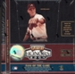 2004 Playoff Honors Baseball Hobby Box