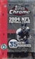 2004 Topps Chrome Football Hobby Box