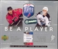 2005/06 Upper Deck Be A Player Signature Hockey Hobby Box