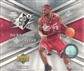 2005/06 Upper Deck SPx Basketball Hobby Box
