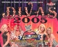 2005 Fleer WWE Divas Wrestling Hobby Box