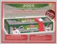 2005 Topps Factory Set Baseball (Box) - 732 card Holiday Set
