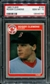 1985 Fleer Baseball #155 Roger Clemens Rookie PSA 10 (GEM MT) *5783