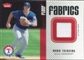 2006 Fleer Fabrics #MT Mark Teixeira Jsy