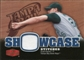 2006 Flair Showcase Showcase Stitches Jersey #SK Scott Kazmir