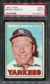 1967 Topps Baseball #150 Mickey Mantle PSA 7 (NM) *8924