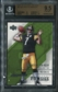 2004 Upper Deck Diamond Pro Sigs #93 Ben Roethlisberger Rookie Card BGS 9.5