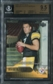 2004 Upper Deck #204 Ben Roethlisberger Rookie Card RC BGS 9.5 Gem Mint