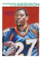 2009 Topps National Chicle Football Hobby 12-Box Case