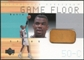 2000/01 Upper Deck Hardcourt Game Floor #DRF David Robinson