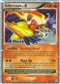Pokemon Diamond & Pearl Single Infernape lv. X 121/130 - SLIGHT PLAY (SP)