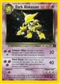Pokemon Team Rocket Single Dark Alakazam 1/82