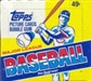 1983 Topps Baseball Cello Box