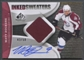 2009/10 Upper Deck SP Game Used Hockey Matt Duchene Jersey Auto 43/50