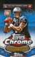 2011 Topps Chrome Football Hobby Box