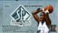 2011/12 Upper Deck SP Authentic Basketball Hobby Box