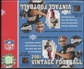 2001 Upper Deck Vintage Football 24-Pack Box
