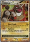 Pokemon Diamond & Pearl Single Rhyperior lv. X DP29 Promo
