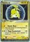 Pokemon Sandstorm Single Raichu ex 98/100 - SLIGHT PLAY (SP)