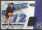 2001/02 Fleer Hot Prospects Basketball John Stockton Jersey