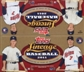 2011 Topps Lineage Baseball Retail 24-Pack Box