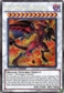 Yu-Gi-Oh Limited Edition Tin Single Red Nova Dragon Secret Rare (CT07-EN005)