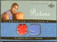 2007/08 Upper Deck Premier Patches Dual Silver #AA Arron Afflalo 8/9
