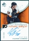 2008/09 Upper Deck SP Authentic #237 Claude Giroux RC Autograph /999