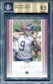 2001 Upper Deck #206 Drew Brees RC Rookie Card BGS 9.5 Gem Mint
