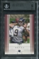 2001 Upper Deck #206 Drew Brees RC Rookie Card BGS 9 Mint