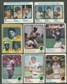 1973 Topps Baseball Partial Set (EX+)