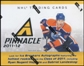 2011/12 Panini Pinnacle Hockey Hobby Box